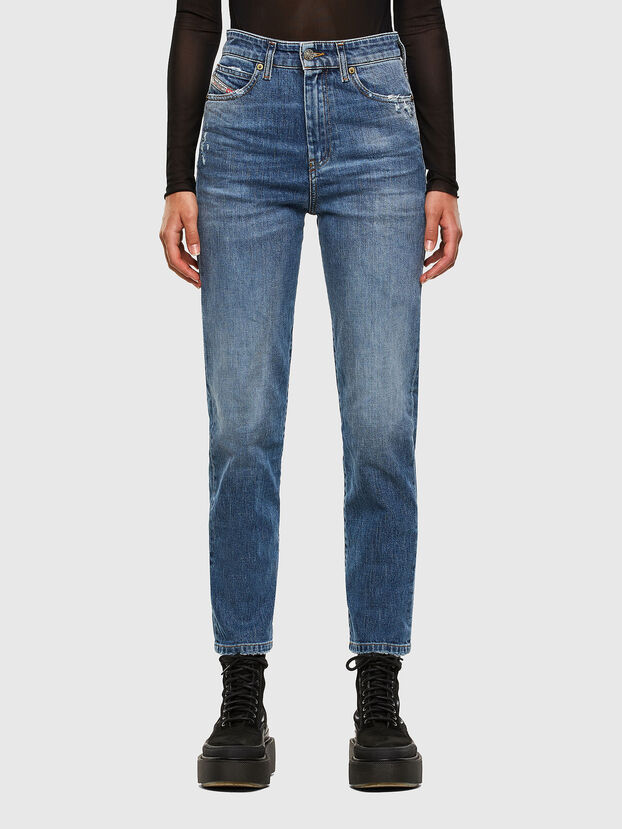 D-Eiselle 009CZ, Medium Blue - Jeans
