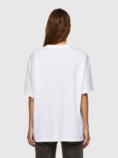 Diesel - T-SHARP, Blanco - Camisetas - Image 2