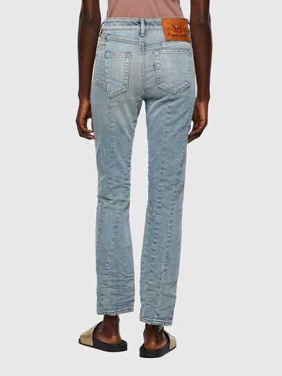 Diesel - D-Joy Slim Jeans 09A65, Light Blue - Jeans - Image 2