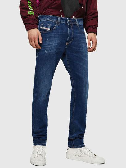 Diesel - Thommer 083AZ, Dark Blue - Jeans - Image 1