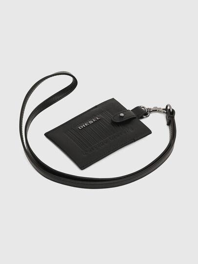 Diesel - BADGE, Black - Card cases - Image 3