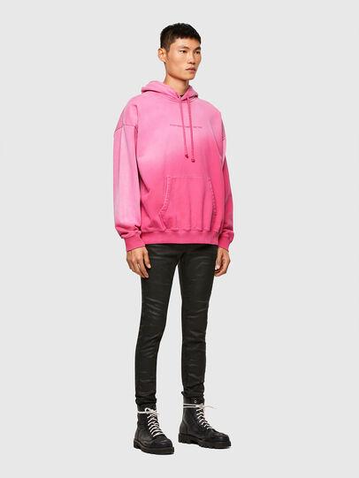 Diesel - S-UMMERIB-A81, Pink - Sweatshirts - Image 5