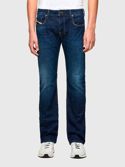 Diesel - Zatiny Bootcut Jeans 082AY, Dark Blue - Jeans - Image 1