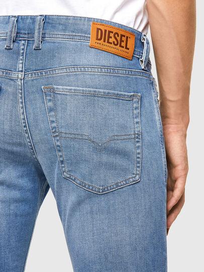 Diesel - Sleenker 009LZ, Azul Claro - Vaqueros - Image 4