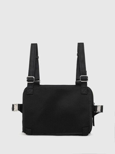 Diesel - DRESSLEK WF, Black - Crossbody Bags - Image 2