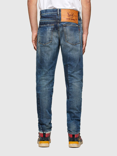 Diesel - D-Fining Jeans 009SV, Medium Blue - Jeans - Image 2