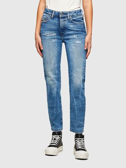 Diesel - D-Joy Slim Jeans 009MV, Light Blue - Jeans - Image 1