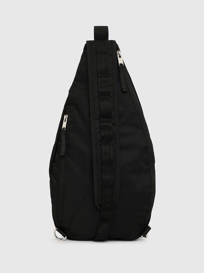 Diesel - SPOOK, Black - Backpacks - Image 2