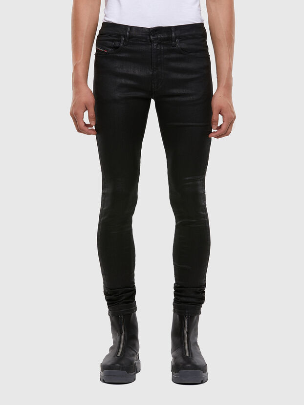 D-Amny 009ID, Black/Dark Grey - Jeans
