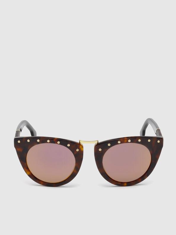 DL0211, Brown - Sunglasses