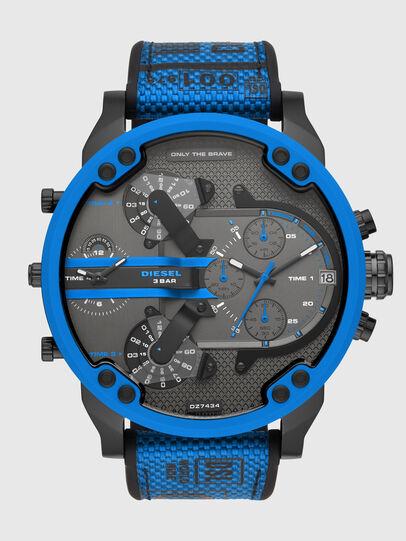 Diesel - QUARTZ/3 HAND, Blue/Black - Timeframes - Image 1