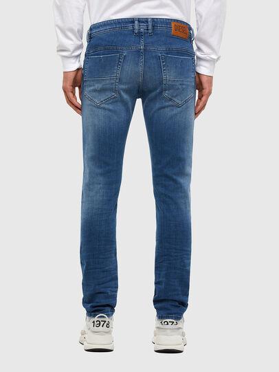 Diesel - Thommer Slim Jeans 009MB, Medium Blue - Jeans - Image 2