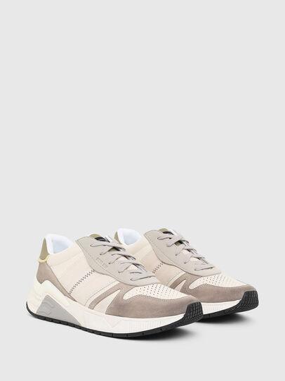 Diesel - S-BRENTHA FLOW, Dirty White - Sneakers - Image 2