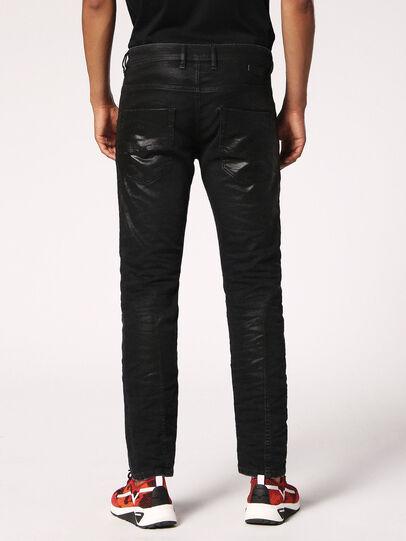 Diesel - Krooley JoggJeans 084JB, Black/Dark grey - Jeans - Image 2