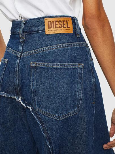 Diesel - D-Izzier 0LAXA, Dark Blue - Jeans - Image 6