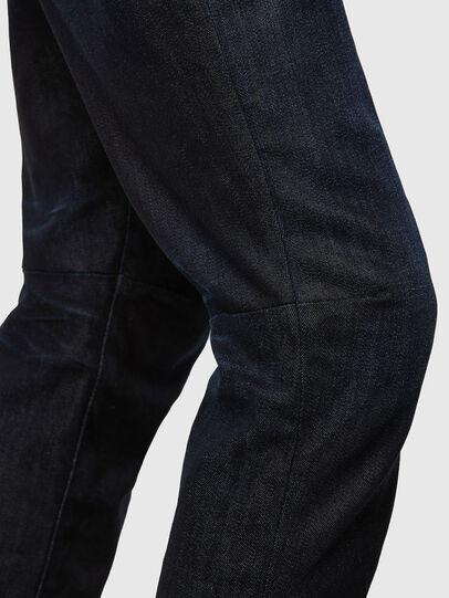 Diesel - D-Strukt Slim Jeans 009MP, Dark Blue - Jeans - Image 5