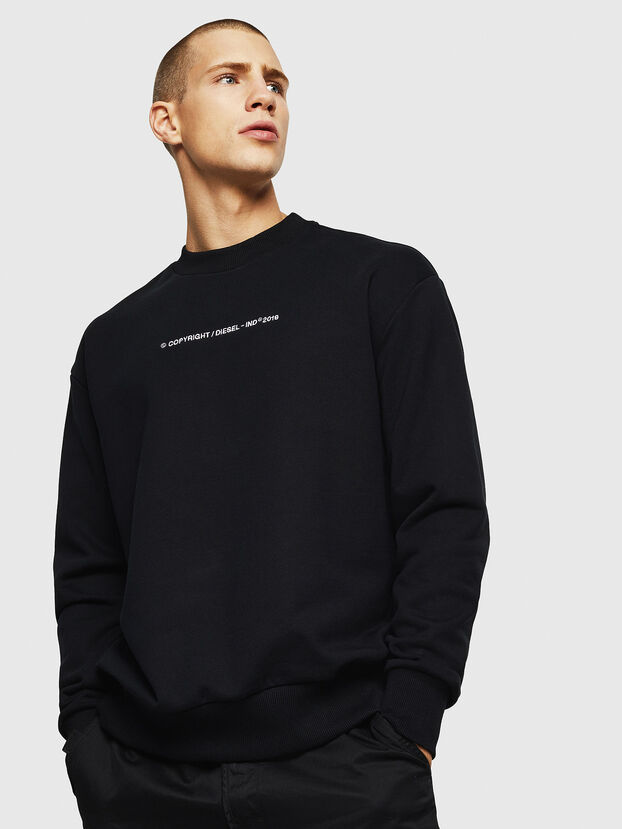S-BAY-COPY, Black - Sweatshirts