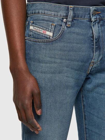 Diesel - D-Strukt Slim Jeans 009EI, Medium Blue - Jeans - Image 4