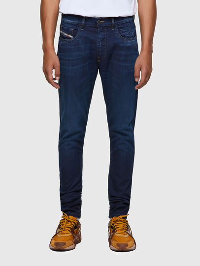 Diesel - D-Strukt JoggJeans® 069WS, Azul Oscuro - Vaqueros - Image 1