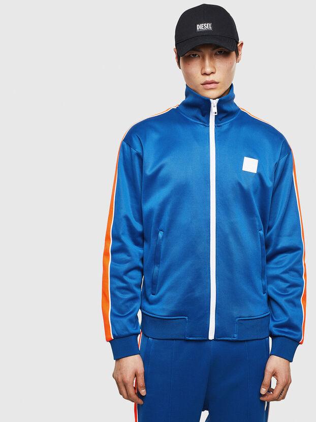 S-CORTESS, Blue - Sweatshirts