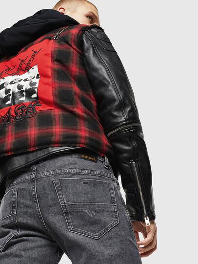 Diesel - Thommer 0095I, Black/Dark Grey - Jeans - Image 5