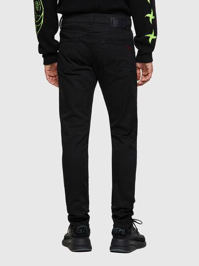Diesel - D-Strukt Slim Jeans 0688H, Black/Dark Grey - Jeans - Image 2