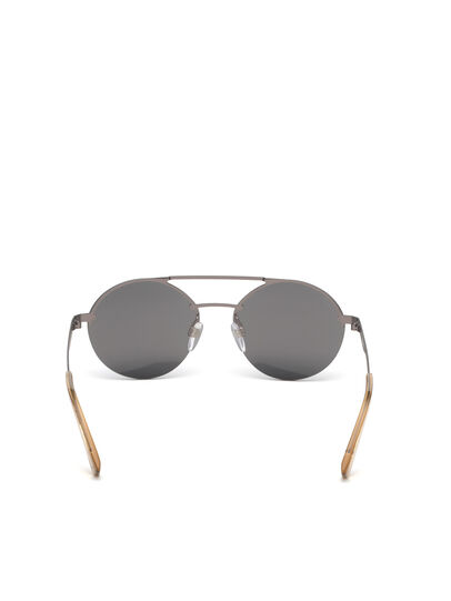 Diesel - DL0275, Silver - Sunglasses - Image 5