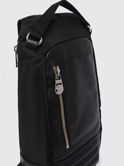 Diesel - BOHIO BU, Black - Backpacks - Image 5