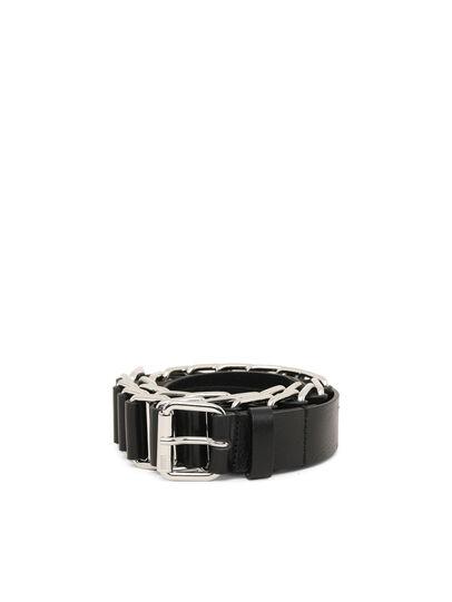 Diesel - B-BUL, Black - Belts - Image 1