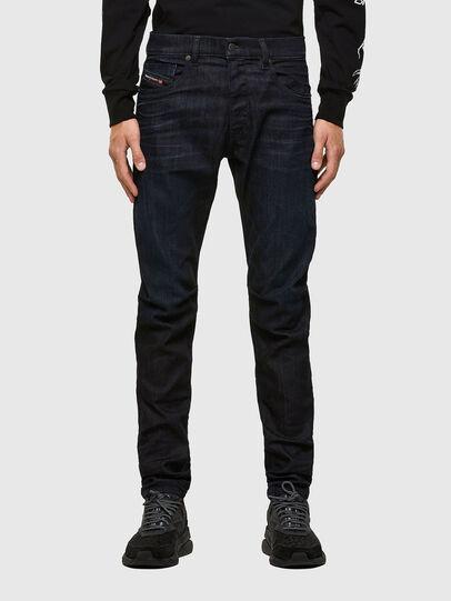 Diesel - D-Strukt Slim Jeans 009MP, Dark Blue - Jeans - Image 1