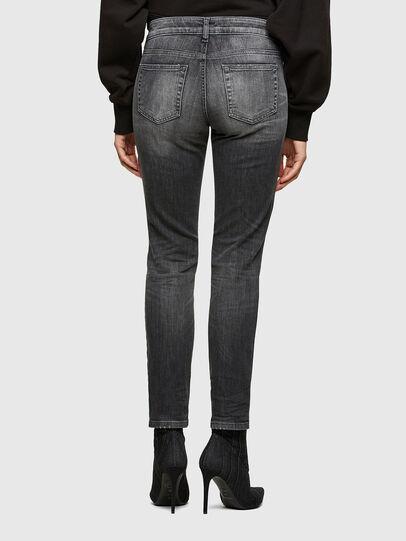 Diesel - D-Ollies Slim JoggJeans® 009QT, Black/Dark Grey - Jeans - Image 2