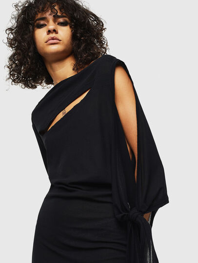 Diesel - D-TITY, Black - Dresses - Image 3