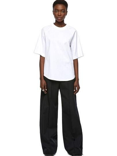 Diesel - T-SPOK-C.C, White - T-Shirts - Image 5