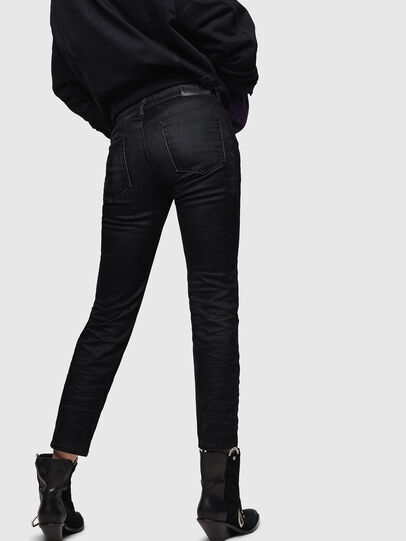 Diesel - D-Rifty 0091I, Black/Dark Grey - Jeans - Image 2