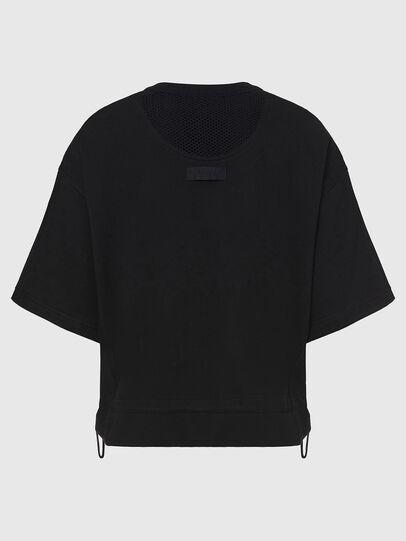 Diesel - M-ROSSI, Black - Sweaters - Image 2