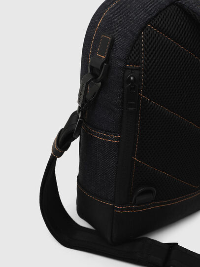 Diesel - BREGGHI, Dark Blue - Backpacks - Image 5