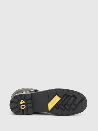 Diesel - D-THROUPER AB W, Black - Ankle Boots - Image 4