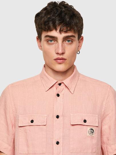Diesel - S-KIRU, Pink - Shirts - Image 3