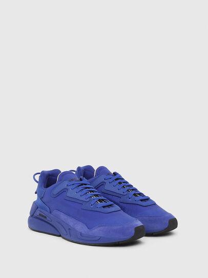 Diesel - S-SERENDIPITY LC, Blue - Sneakers - Image 2