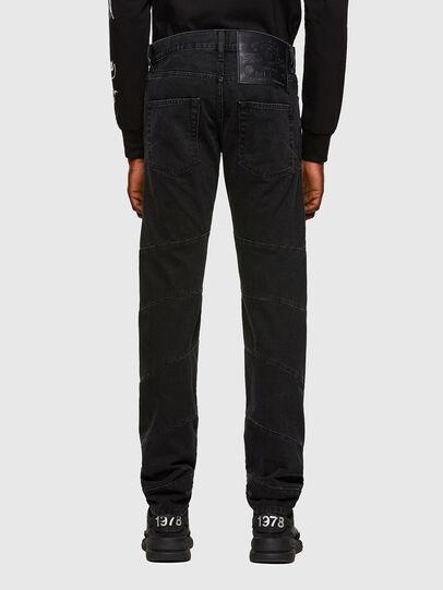 Diesel - D-Kras Slim Jeans 009RC, Black/Dark Grey - Jeans - Image 2