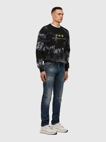 Diesel - D-Kras Slim Jeans 009EW, Dark Blue - Jeans - Image 5