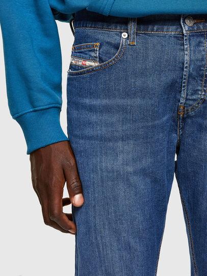 Diesel - D-Luster Slim Jeans 009DG, Medium Blue - Jeans - Image 3