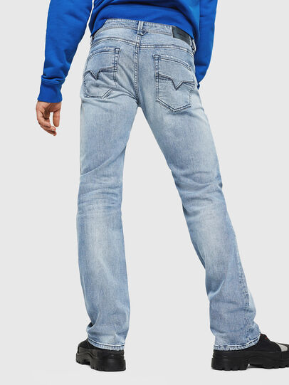 Diesel - Larkee C81AL, Light Blue - Jeans - Image 2