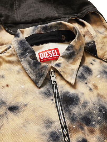 Diesel - ACW-JK02, Black - Denim Jackets - Image 3