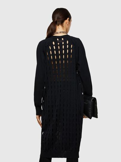 Diesel - M-ONYX, Black - Sweaters - Image 2