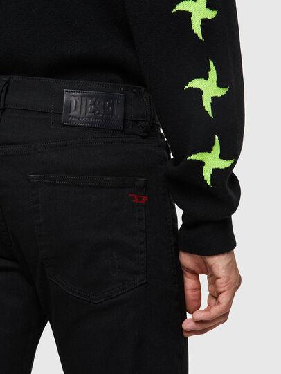 Diesel - D-Strukt Slim Jeans 0688H, Black/Dark Grey - Jeans - Image 3