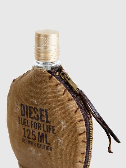 Diesel - FUEL FOR LIFE MAN 125ML, Brown - Fragrances - Image 3