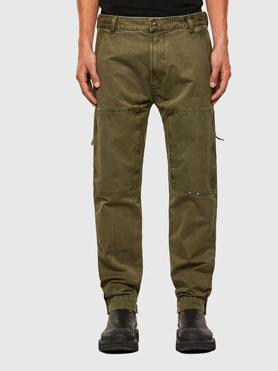 Diesel - P-KOLT, Military Green - Pants - Image 1