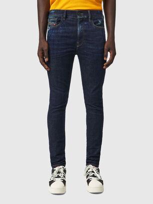 D-Amny Skinny Jeans 09A84,