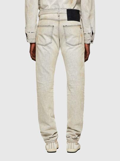 Diesel - D-Kras Slim Jeans 09A53, White - Jeans - Image 2